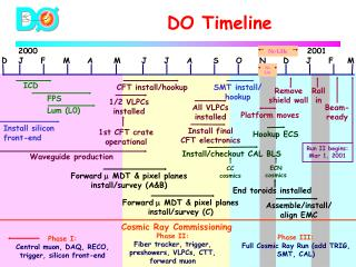 DO Timeline