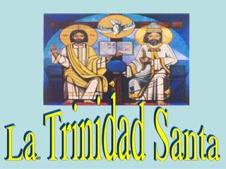 La Trinidad Santa