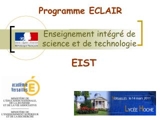 Enseignement intégré de  science et de technologie
