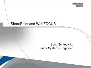 SharePoint and WebFOCUS