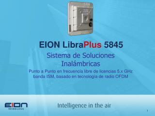 EION Libra Plus  5845