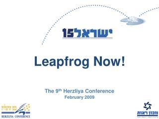 Leapfrog Now!