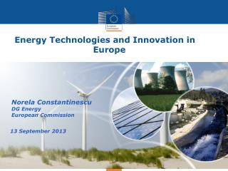 Energy Technologies and Innovation in Europe
