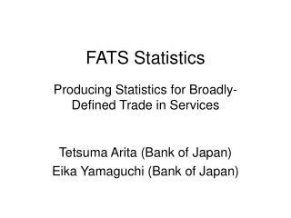 FATS Statistics