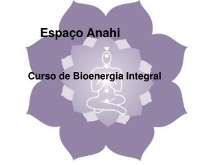 Curso de Bioenergia Integral