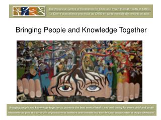 Bringing People and Knowledge Together