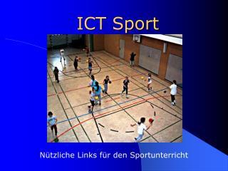 ICT Sport