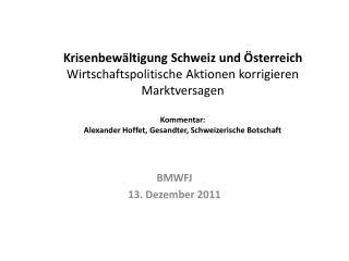 BMWFJ 13. Dezember 2011