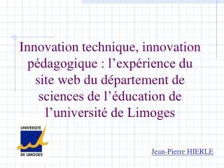 Jean-Pierre HIERLE