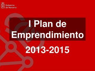 I Plan de Emprendimiento