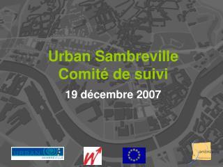 Urban Sambreville  Comité de suivi