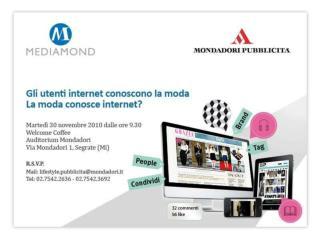 Davide Mondo, Mediamond