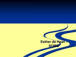 Esther de Haan - SOMO