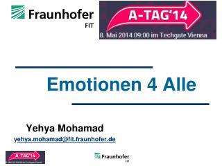 Emotionen 4 Alle