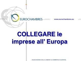 COLLEGARE le imprese all' Europa
