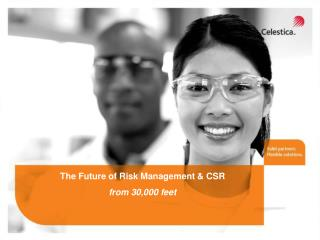 Corporate Security Standards ACS, CCVE, Alarms