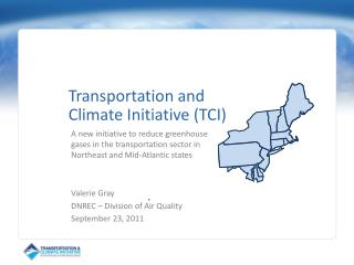 Transportation and  Climate Initiative (TCI)