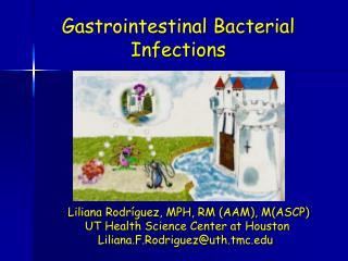 Gastrointestinal Bacterial Infections