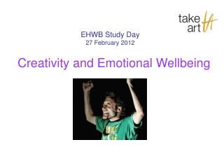EHWB Study Day 27 February 2012