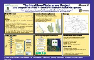 South-East Queensland Healthy Waterways Partnership