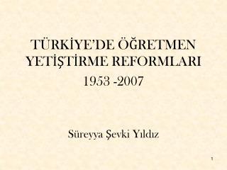 Süreyya Şevki Yıldız