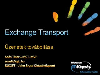 Exchange  Transport