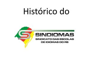 Histórico do