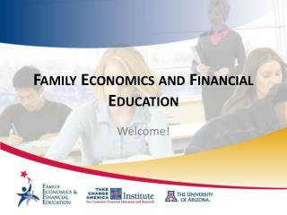 Family Economics and Financial Education