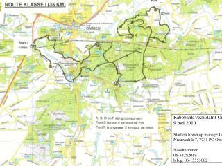 Rabobank Vechtdalrit Ommen 9 mei 2010 Start en finish op manage Laarbrug