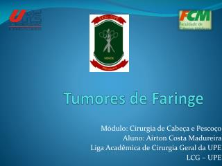 Tumores de Faringe