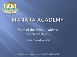 Manara  Academy