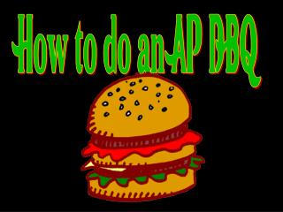 How to do an AP DBQ