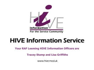 HIVE Information Service