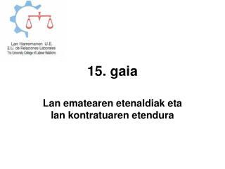 15. gaia