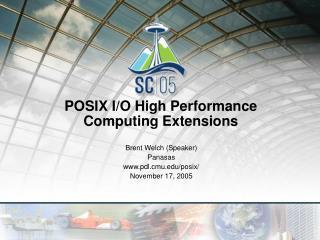 POSIX I