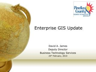 Enterprise GIS Update