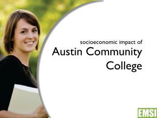 socioeconomic impact of