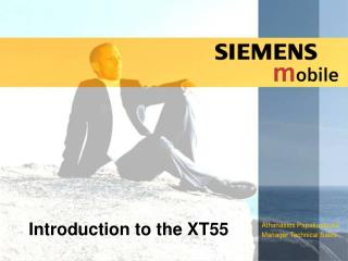Introduction to the XT55