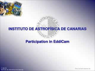 Participation in EddiCam