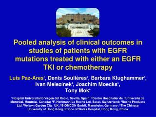 EGFR mutations