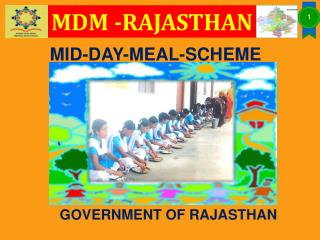 MDM -RAJASTHAN