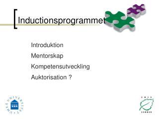 Inductionsprogrammet