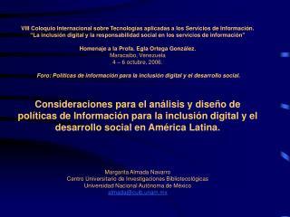 Sociedad de la información y sociedad del conocimiento