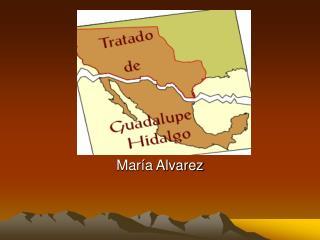 Mar a Alvarez