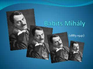 Babits Mih ály