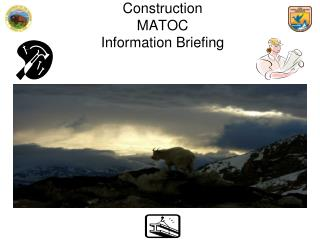 Construction MATOC Information Briefing