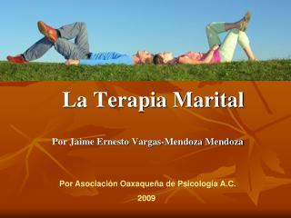 La Terapia Marital
