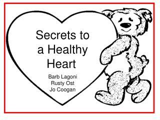 Healthy  Happy  Heart