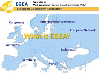 European Geography Association