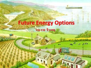Future Energy Options